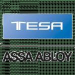 Logo control de accesos Tesa