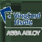 Logo control de accesos Vingcard