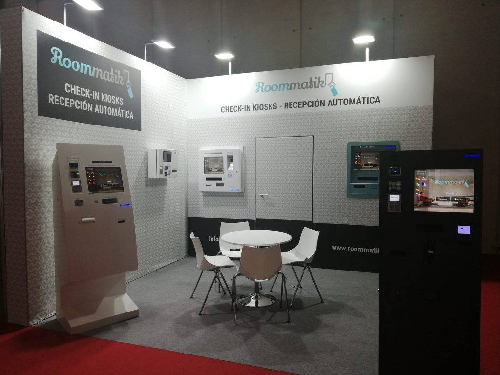 Stand Fitur 2020 pabellón 10