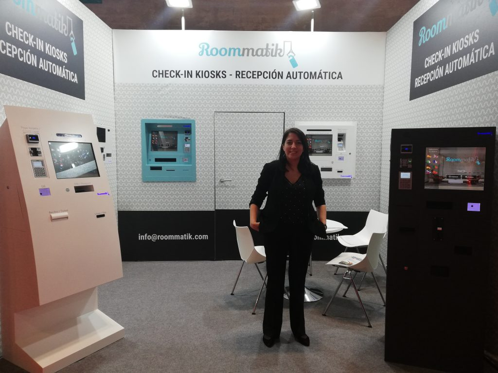 Stand Fitur 2020 pabellón 8